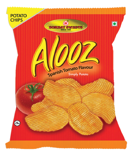 Picture of Bombay Sweets Alooz Spanish Tomato Flavor - 22 gm