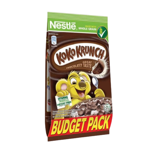 Picture of Nestlé KOKO KRUNCH Chocolate Cereal Pouch - 80 gm