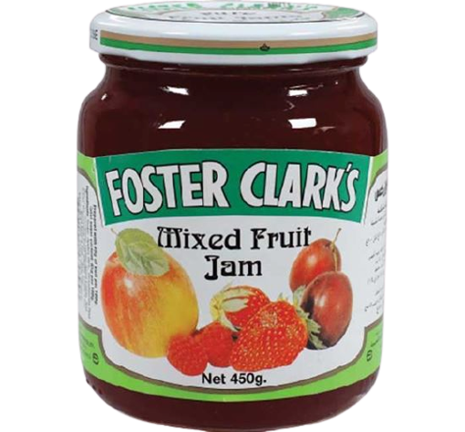 Picture of Foster Clark's Mixed Fruit Jam - 450 gm