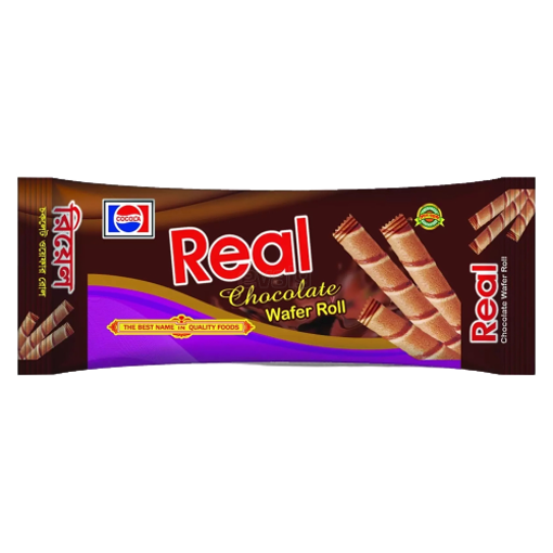 Picture of Cocola Chocolate Wafer Rolls - 50 gm
