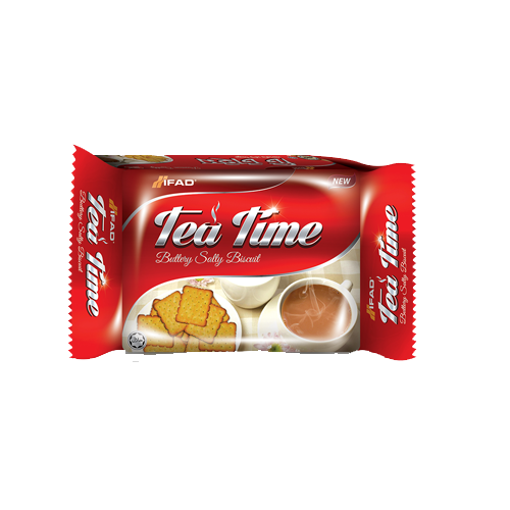 Picture of Ifad Tea Time Buttery Salty Biscuit - 80 gm