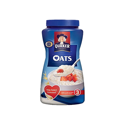 Picture of Quaker Oats Jar - 500 gm