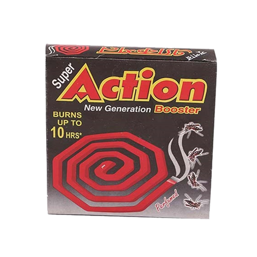 Picture of Super Action Booster Mosquito Coil - 10 pcs