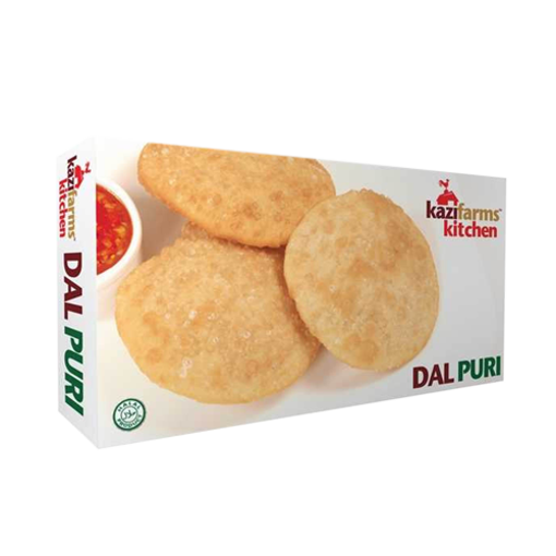 Picture of Kazi Farms Kitchen Dal Puri 10 pcs - 450 gm