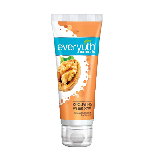 Picture of Everyuth Exfoliating Walnut Scrub - 100 gm