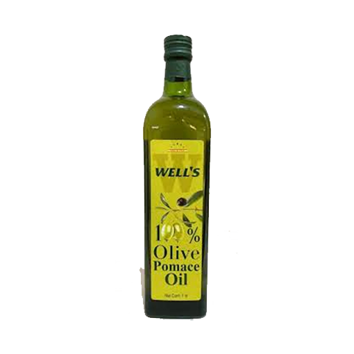 Picture of Well's Pomace Olive oil -  1 Ltr