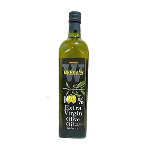 Picture of Well's Extra Virgin Olive oil -  1 ltr