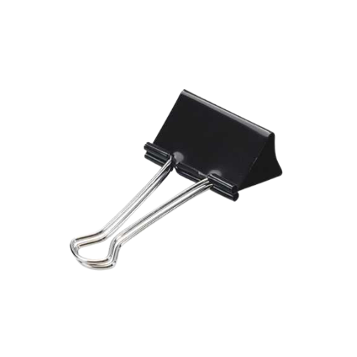 """Picture of Binder Clip (2"""") - 12 pcs"""
